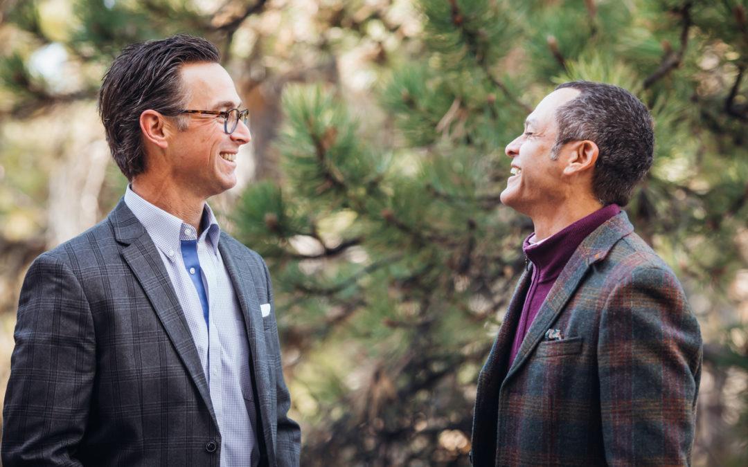 Matthew McClintock and Jonathan Mintz